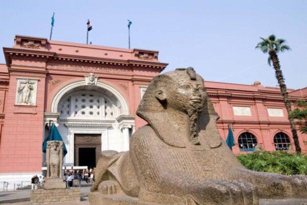 Egyptian Museum, Citadel and Khan El Khalili private tour