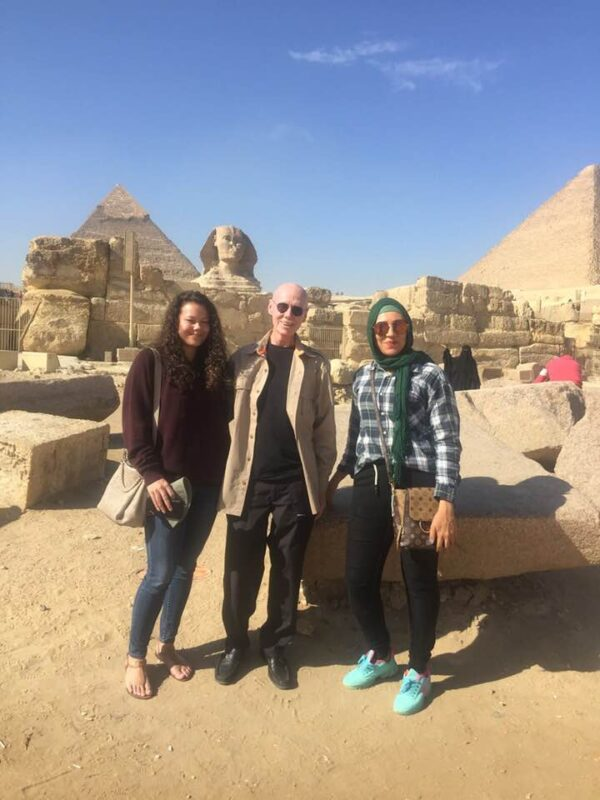 private tours with female tour guide